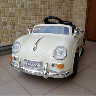 ポルシェ(Porsche)の乗用ラジコンカー(電車のおもちゃ/車)
