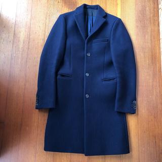アクネ(ACNE)の定価¥86,900 Garret コート 濃紺/44 ACNE アクネコート (チェスターコート)