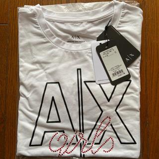 アルマーニエクスチェンジ(ARMANI EXCHANGE)のアルマーニエクスチェンジ レディースTシャツ(Tシャツ(半袖/袖なし))