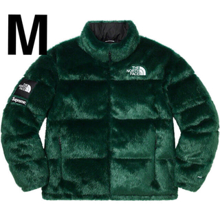 シュプリーム(Supreme)のSupreme The North Face Fur Nuptse Jacket(ダウンジャケット)