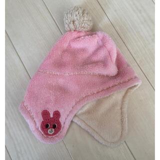 ホットビスケッツ(HOT BISCUITS)のホットビスケッツ ベビー帽子 ニット帽(帽子)
