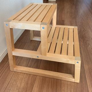 イケア(IKEA)のIKEA ステップ 踏み台 子供用(スツール)