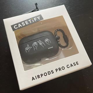 サカイ(sacai)の早い者勝ち!sacai x casetify Airpods pro ケース(その他)