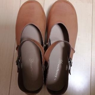 ソルベリー(Solberry)のsoulberry/キャメル色靴(ローファー/革靴)