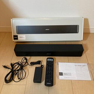 ボーズ(BOSE)のBOSE  ソロ5 Tv サウンドシステム スピーカー(スピーカー)