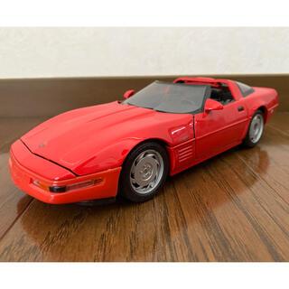 シボレー(Chevrolet)の【コルベット】CORVETTE ZR-1(1992) (ミニカー)