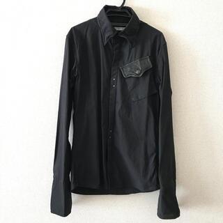 フランシストモークス(FranCisT_MOR.K.S.)のFranCist MORKS✨黒シャツ(シャツ)