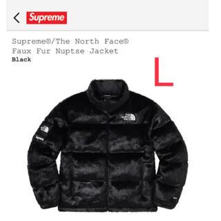 シュプリーム(Supreme)のSupreme Fur Nuptse Jacket シュプリーム ノースフェイス(ダウンジャケット)