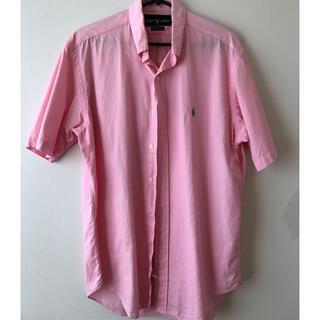 ポロラルフローレン(POLO RALPH LAUREN)のラルフローレン ピンク シャツ サイズS(シャツ)