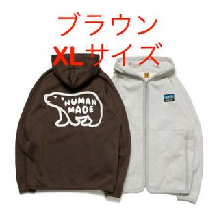 【XLサイズ】HUMANMADE × 伊勢丹限定 セット(パーカー)
