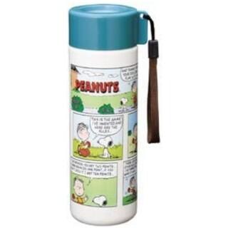 スヌーピー(SNOOPY)のスヌーピードリンクボトル 500ml 水筒 未開封品 2本まで対応可(水筒)