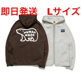 "HUMAN MADE ""STYLE UP"" フリース・コレクション(パーカー)"