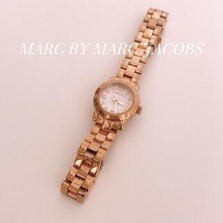 マークバイマークジェイコブス(MARC BY MARC JACOBS)のマークバイマークジェイコブス⭐︎ クオーツ ゴールドカラー ウォッチM3227(腕時計)