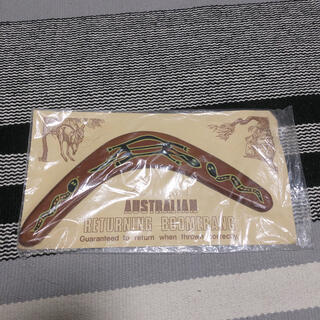 ブーメラン オーストラリア製(置物)
