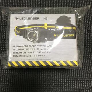 レッドレンザー(LEDLENSER)のLED LENSER  iH3  120lm 100m❗️【新品、未開封】(ライト/ランタン)