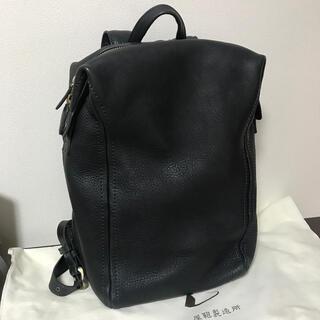ツチヤカバンセイゾウジョ(土屋鞄製造所)の【yellowbear46様専用】美品 土屋鞄製造所ソフトミディアムバックパック(バッグパック/リュック)