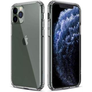 アイフォーン(iPhone)の【新品】 iPhone 11 Pro クリアケース ストラップホール付き(コンピュータ/IT)