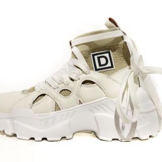 ダブルスタンダードクロージング(DOUBLE STANDARD CLOTHING)のダブルスタンダードクロージング新品同様 (スニーカー)