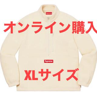 シュプリーム(Supreme)の20aw supreme Polartec Half Zip Pullover (スウェット)