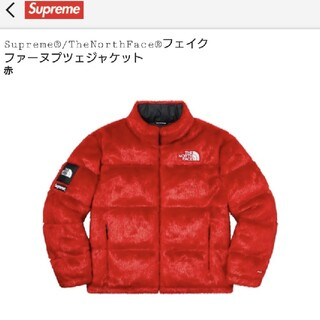 シュプリーム(Supreme)のSupreme The North Face Fur Nuptse Jacket(その他)
