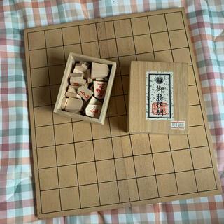 将棋盤とコマ(囲碁/将棋)