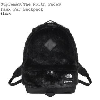 シュプリーム(Supreme)のsupreme the northface faux fur backpack (その他)