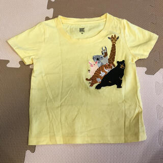 グラニフ(Design Tshirts Store graniph)のデザインTシャツ サイズ90(Tシャツ/カットソー)