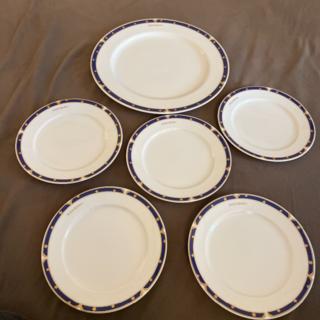 サンローラン(Saint Laurent)の新品 イヴサンローラン  皿セット ディナー パン皿 ケーキ皿 リム皿(食器)
