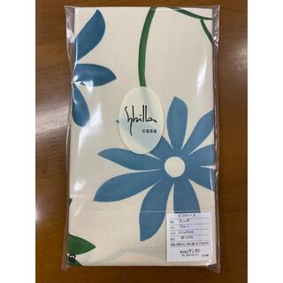 シビラ(Sybilla)の新品未使用 シビラ  ピロケース 枕カバー 43×63 カンポ ブルー (シーツ/カバー)
