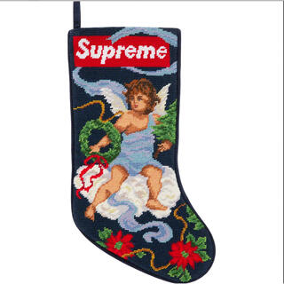 シュプリーム(Supreme)のSupreme Christmas Stocking クリスマス ストッキング(タイツ/ストッキング)