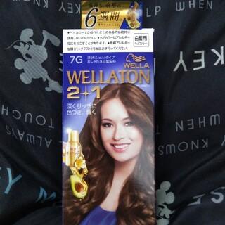 ウエラ(WELLA)のウエラトーン☆ツープラスワン ジェルタイプ 7G(白髪染め)