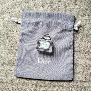 ディオール(Dior)のDior ミニ香水(香水(女性用))