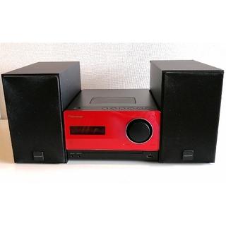 パイオニア(Pioneer)の【ジャンク品】CDプレーヤー Pioneer X-CM31-R(ポータブルプレーヤー)