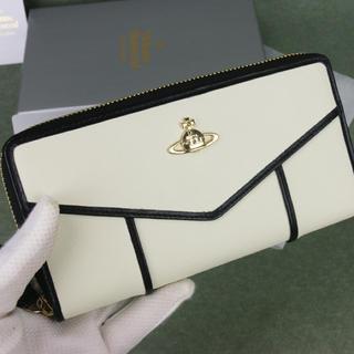 ヴィヴィアンウエストウッド(Vivienne Westwood)のヴィヴィアン白長財布(財布)