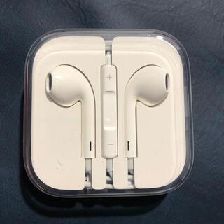 アイフォーン(iPhone)のiPhone 6S イヤホン(ヘッドフォン/イヤフォン)