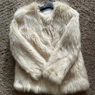 ユナイテッドアローズ(UNITED ARROWS)のユナイテッドアローズ ファーコート(毛皮/ファーコート)