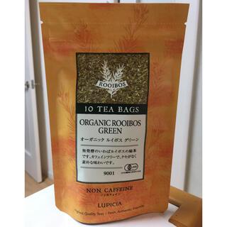 ルピシア(LUPICIA)のオーガニック ルイボス グリーン(茶)