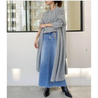 アパルトモンドゥーズィエムクラス(L'Appartement DEUXIEME CLASSE)の☆アパルトモンCashmere Long Gown(ニットコート)