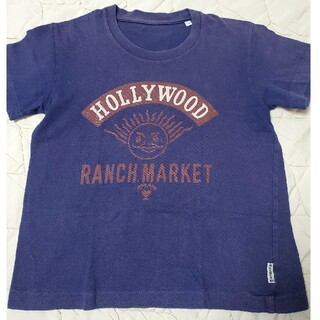 ハリウッドランチマーケット(HOLLYWOOD RANCH MARKET)のハリウッドランチマーケット 半袖Tシャツ 110(Tシャツ/カットソー)