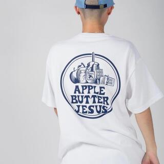 シュプリーム(Supreme)のapple butter store × chocolate jesus XL(Tシャツ/カットソー(半袖/袖なし))