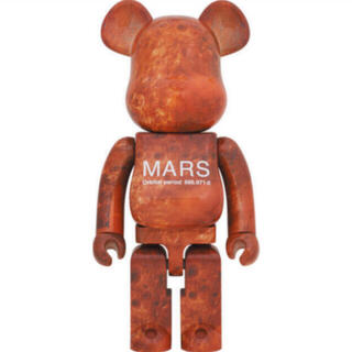 BE@RBRICK MARS 1000% MCT ベアブリック (その他)