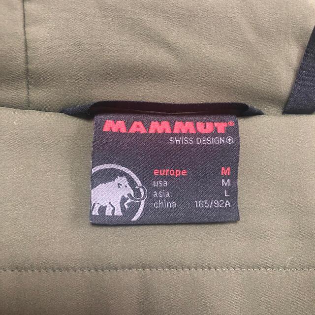 Mammut(マムート)のMAMMUT アウター スポーツ/アウトドアのアウトドア(登山用品)の商品写真