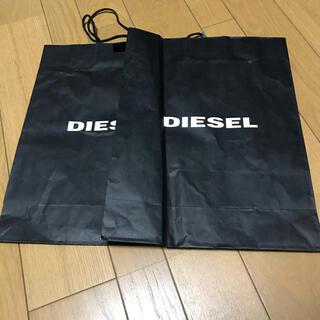 ディーゼル(DIESEL)のDIESEL ショップ袋(その他)