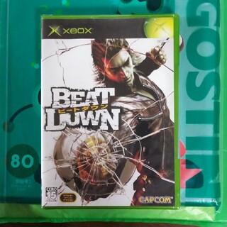 エックスボックス(Xbox)のビートダウン XB(その他)