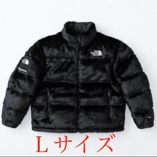 シュプリーム(Supreme)のSupreme The North Face Fur Nuptse Lサイズ(ダウンジャケット)