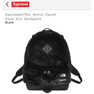 シュプリーム(Supreme)のsupreme North Face Faux Far Back pack(バッグパック/リュック)