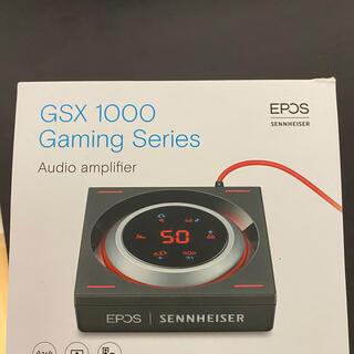 エポス(EPOS)のGSX 1000 Gaming Series(アンプ)
