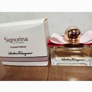 サルヴァトーレフェラガモ(Salvatore Ferragamo)のサルヴァトーレ フェラガモ 香水 シニョリーナ オーデパルファム 50ml(香水(女性用))