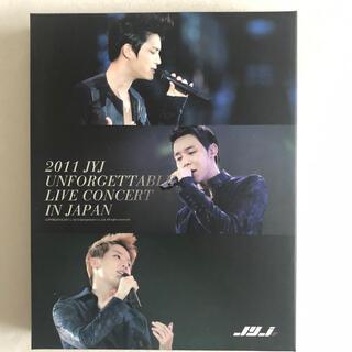 ジェイワイジェイ(JYJ)の2011 JYJ ひたちなか DVD(ミュージック)