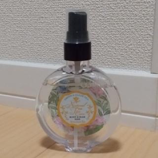 アフタヌーンティー(AfternoonTea)のアフタヌーンティー ボディミスト ヘアミストGREEN&CREAR TEAの香り(ヘアウォーター/ヘアミスト)